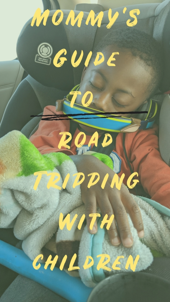 Mommy's Guide to Road Tripping with children