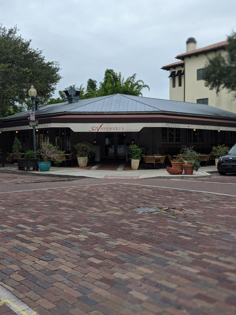 Local Restaurant - Winter Park, Florida