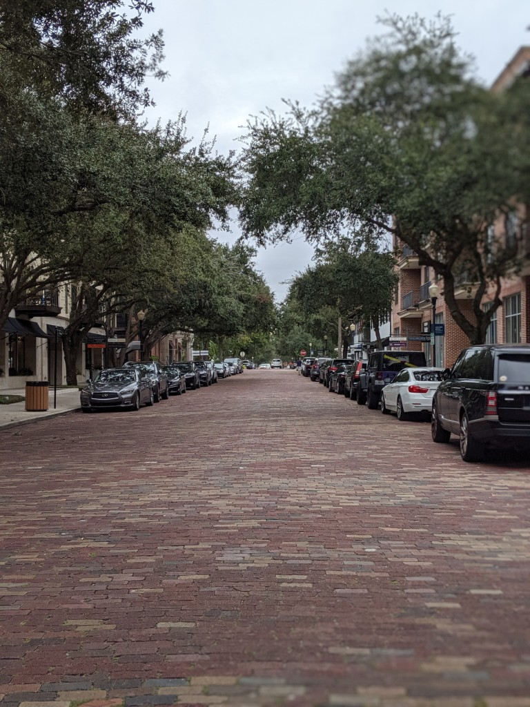 Quite Streets of Winter Park, Florida