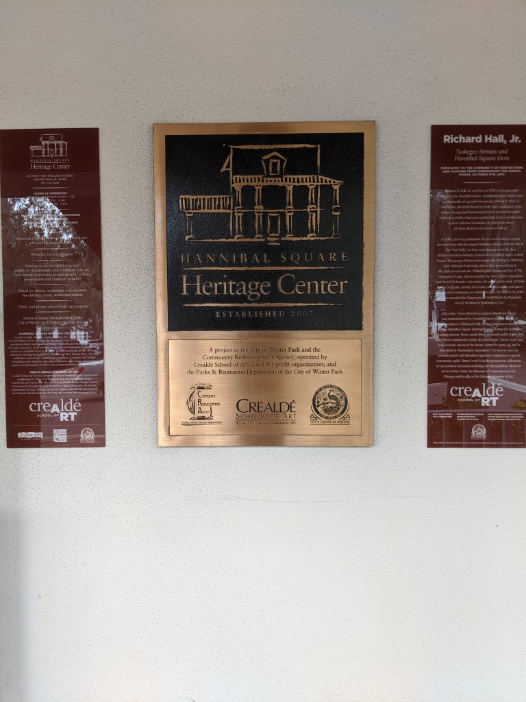 Heritage Center Winter Park, Florida
